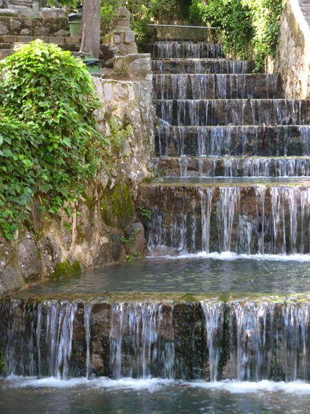Caldas De Monchique, Portugal Sulphur Hot Springs half an hour from Portimào at the coast in the mountains