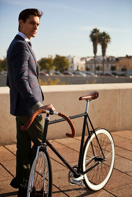 #SILBONRULES Fixie Style. New Collection Spot