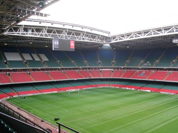 Millennium Stadium. Cardiff wales