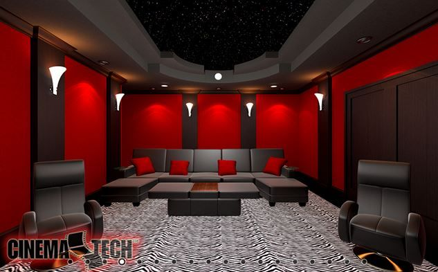 Home Theater Design Houston Design Alluring Design Inspiration