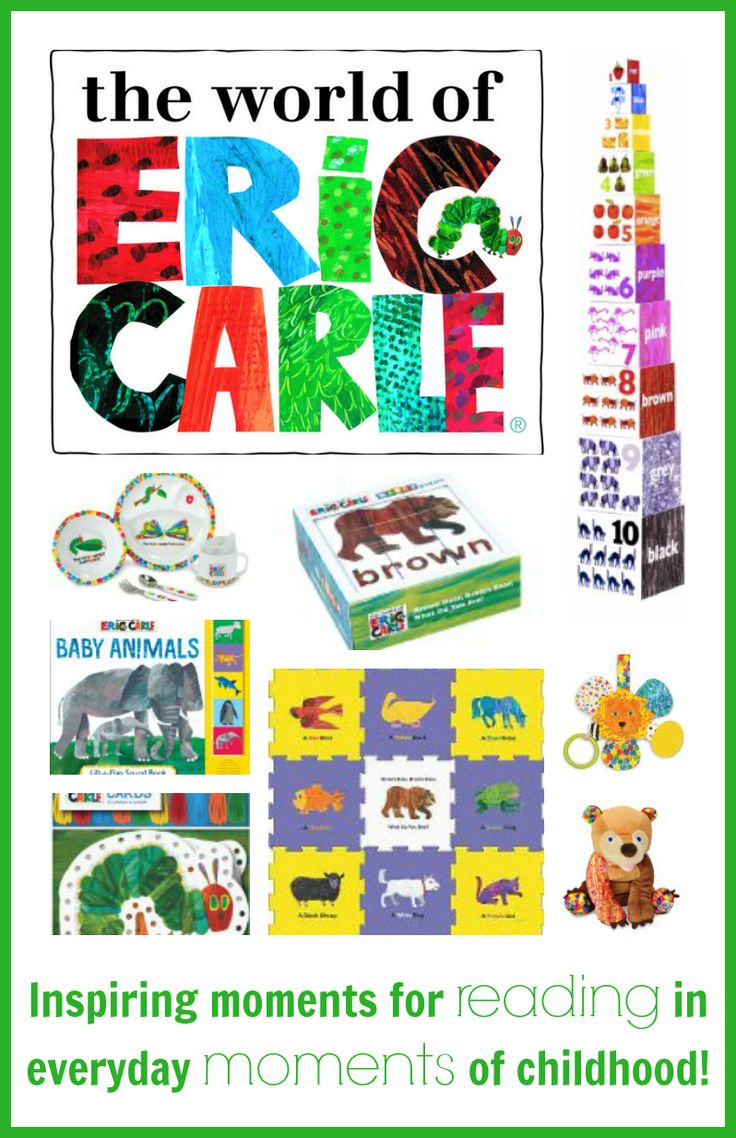 Tips for Learning with Eric Carle Books! - The Educators' Spin On It