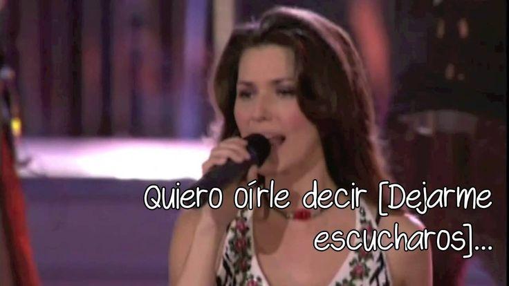 Any Man Of Mine - Shania Twain (Traducida Al Español)