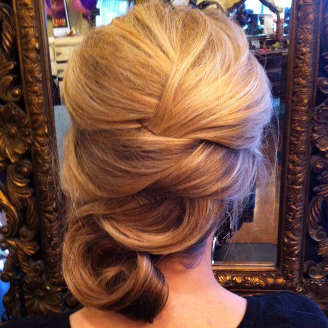 Beauty. : Hair Ideas, Wedding Hair, Bridesmaid Hair, Wedding Updo, Long Hair, Girls Hairstyles, Bridal Hair, Hair Style, Bobby Pin