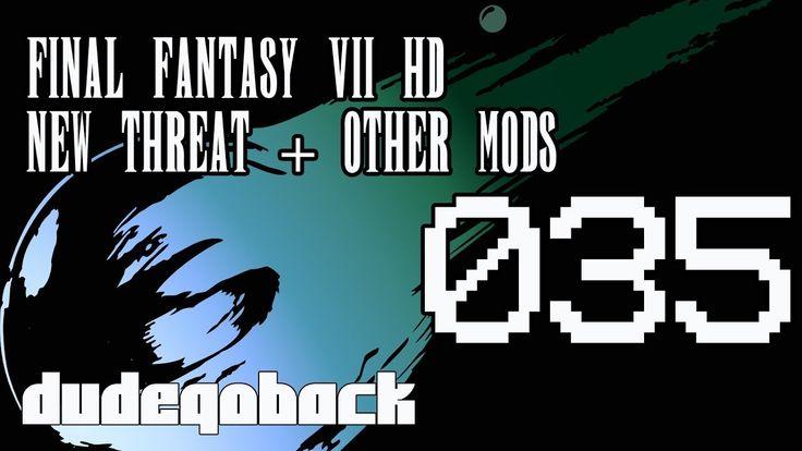 Rocket Town: Herbinger! The Nine Assemble! | Final Fantasy VII HD - Ep 35