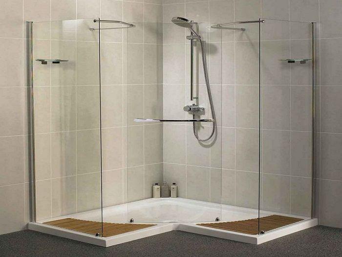 12 best bathroom shower designs images on pinterest. Black Bedroom Furniture Sets. Home Design Ideas