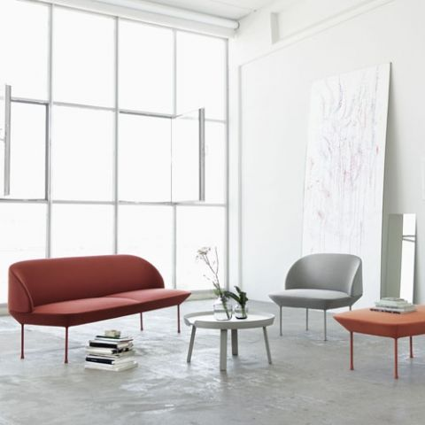 Muutou0027s Oslo Is The Embodiment Of Scandinavian Chic. The Furniture Series,  Designed By Anderssen U0026 Voll, Features A Stylish And Comfortable Seat, ...