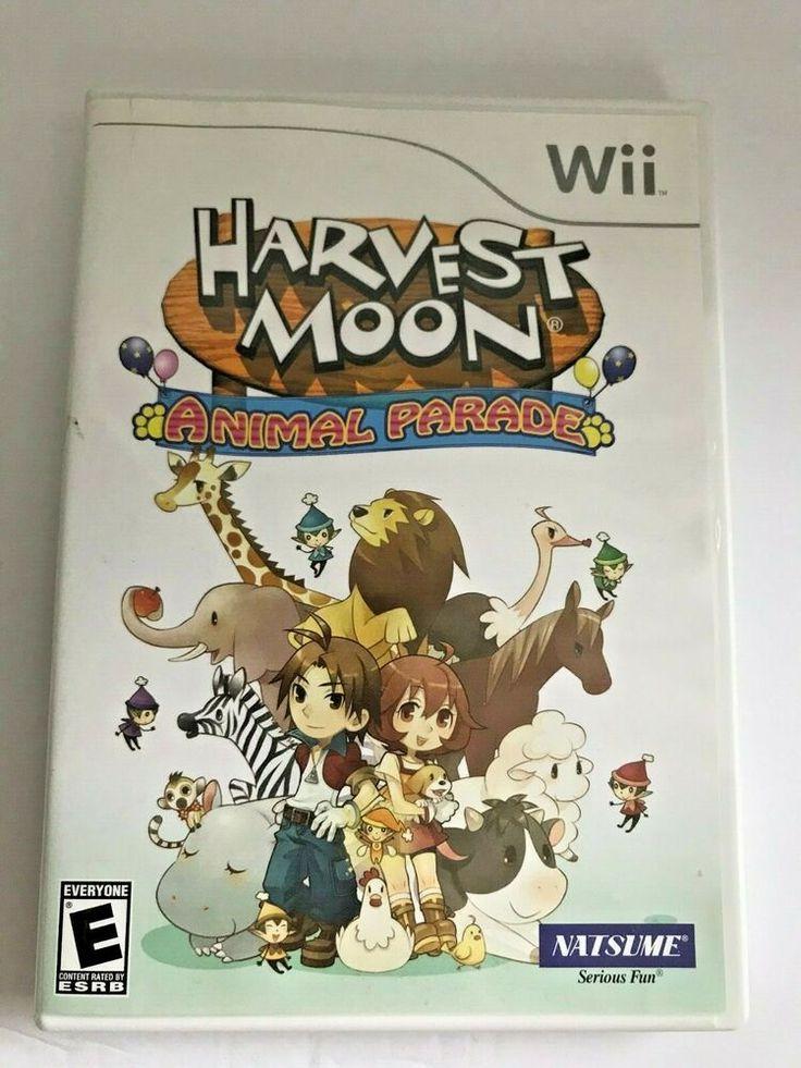 10++ Harvest moon animal parade ideas in 2021