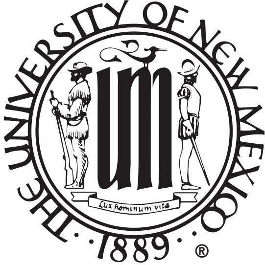University of New Mexico Lobos seal