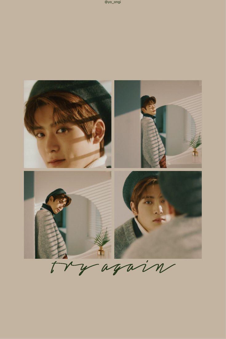 NCT Jaehyun Try Again wallpaper/lockscreen/homescreen