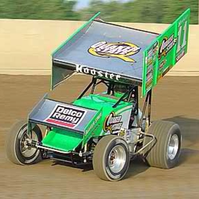 1000+ Images About Sprint Cars On Pinterest