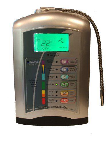 NewCell Water Ionizer and Alkaline Water Machine