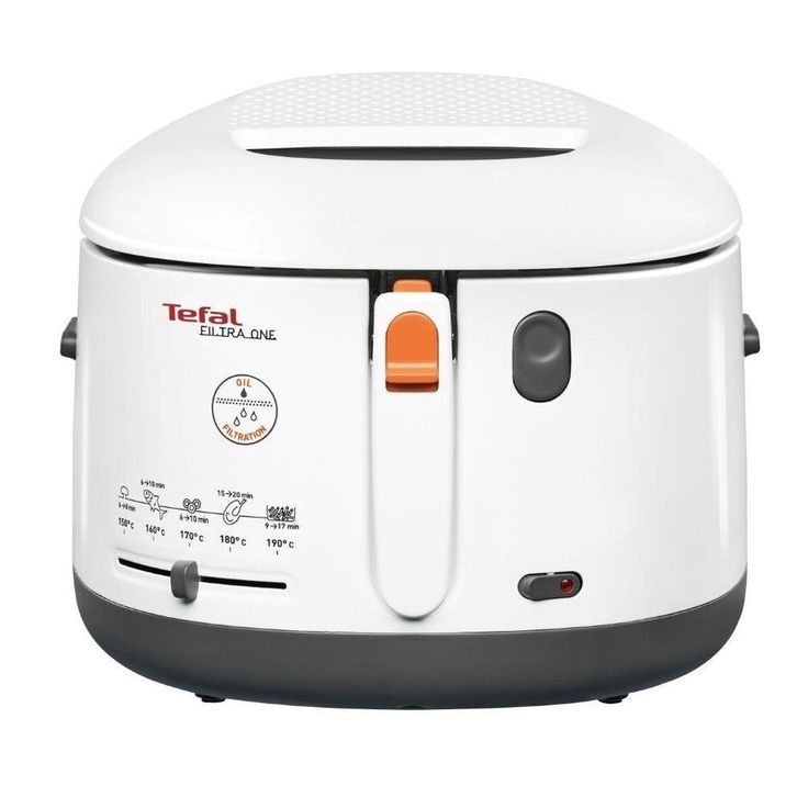Deep Fat Fryer Automatic Lid Household Healthy Home Cooking Roast Machine Recipe