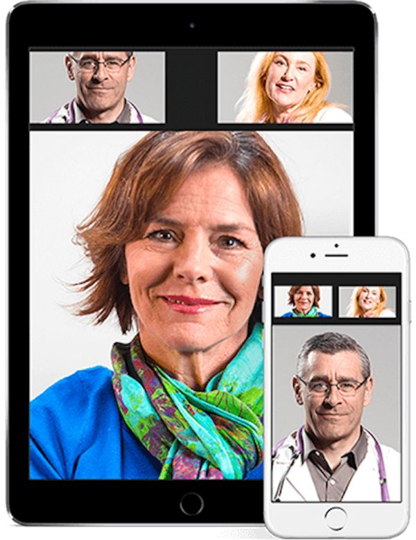 AdvancedMD - Telemedicine integrated with EHR