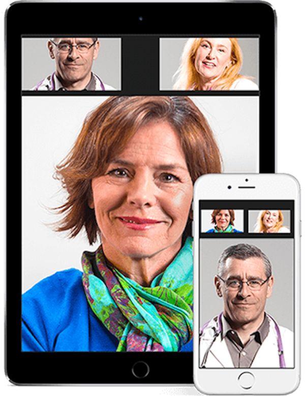 AdvancedMD - Telemedicine integrated with EHR