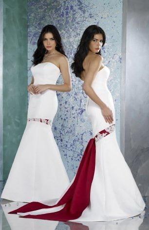 Черно белое свадебное платье в уфе