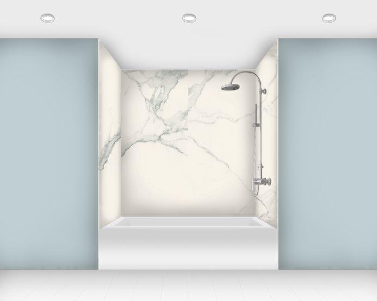 34 best Curava Shower Surrounds images on Pinterest
