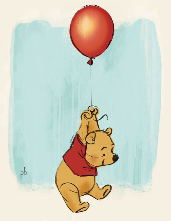 pooh...would be cute to print and hang in baby's room