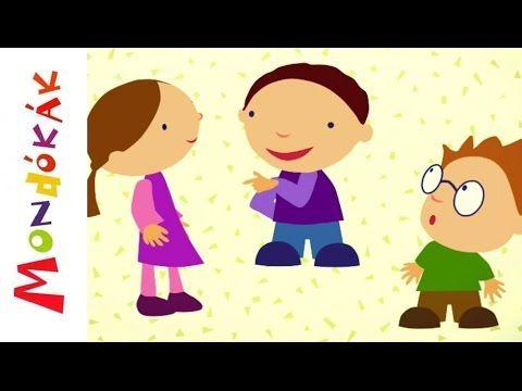 Antanténusz (mondóka, rajzfilm gyerekeknek) - YouTube
