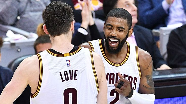 NBA playoffs 2017: Kyrie Irving picks self, Cavaliers back up in moment of adversity   NBA   Sporting News
