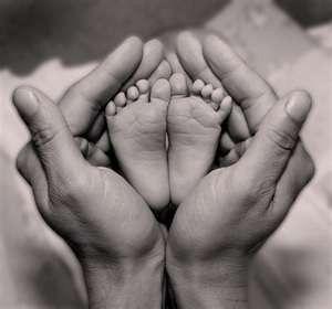 Photo de naissance .