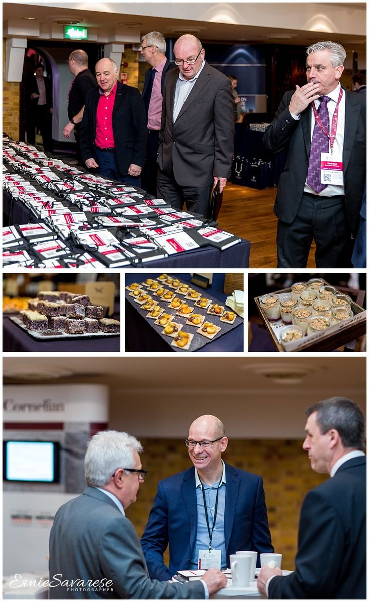 London Corporate Event Photography Annual Conference