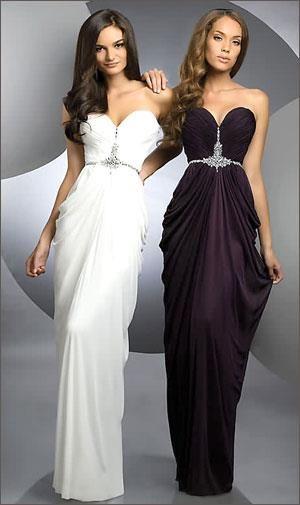 Про выпускное платье