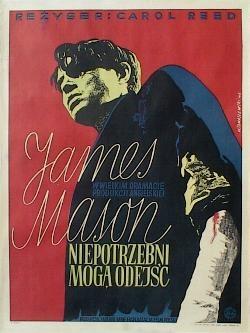 Designer: Tomaszewski, Henryk. 1947. Title: Odd Man Out.  Ask for price and availability.