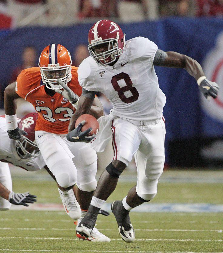 Julio Jones - Last Alabama-Clemson game formed legacies; Tommy Bowden says Tide blindsided Tigers | AL.com #Alabama #RollTide #BuiltByBama #Bama #BamaNation #CrimsonTide #RTR #Tide #RammerJammer #CottonBowl #CFBPlayoff