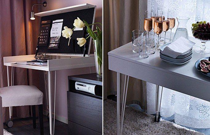 Wygodne przechowywanie - Jak urządzić małe mieszkanie - 7 prostych sposobów na małe mieszkanie