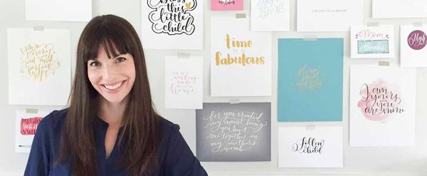 Lettering Week: Mix and Match Letters with Amanda!