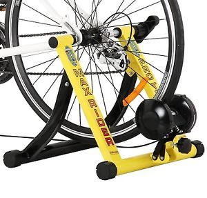 Cycling Trainer Bike Stationary Bicycle Stand Indoor Exercise Training Fat Loss