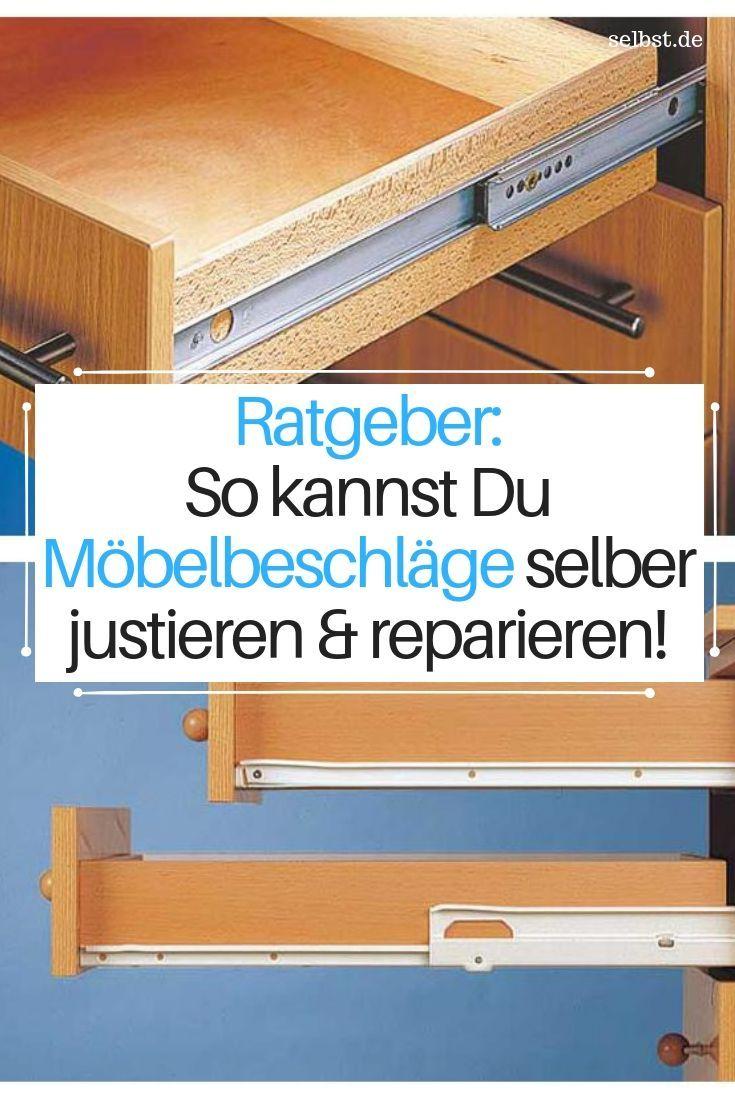 Basic Knowledge Of Furniture Fittings Mobelbeschlage Beschlage Schublade Bauen