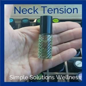 This is my go to blend for relieving neck pain. 10 drops Deep Blue 10 drops Frankincense 10 drops Lemongrass 10 drops Peppermint Use a 5 ml roller bottle and fill the rest with Fractionated Coconut Oil!