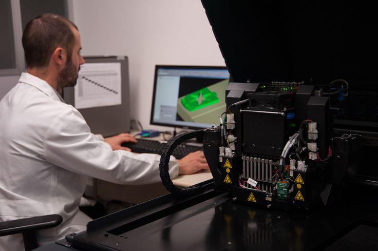 Laboratório possibilita o desenvolvimento de novas tecnologias que venham a agregar valor e reduzir tempo de fabricação.
