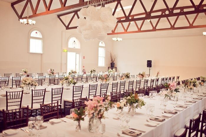 Wedding table design, centerpieces, floral arrangements, decor & deign by Bay Leaf Catering