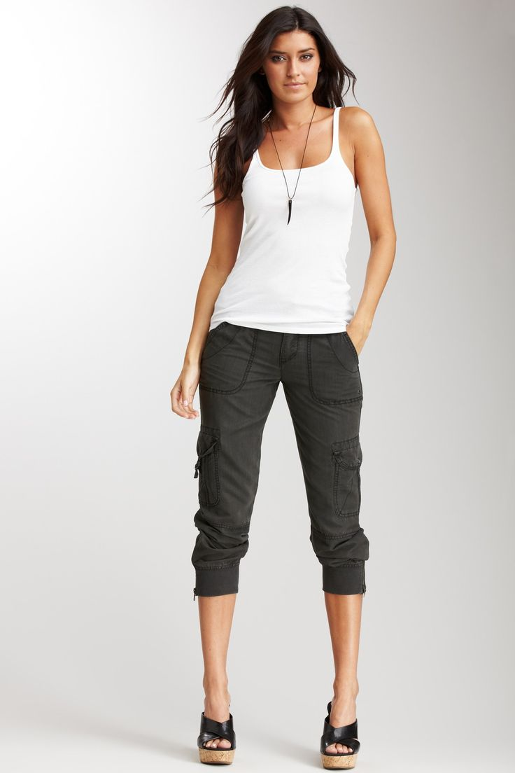 If my cargo carpis are too baggy, then I can make them into skinny cargos.