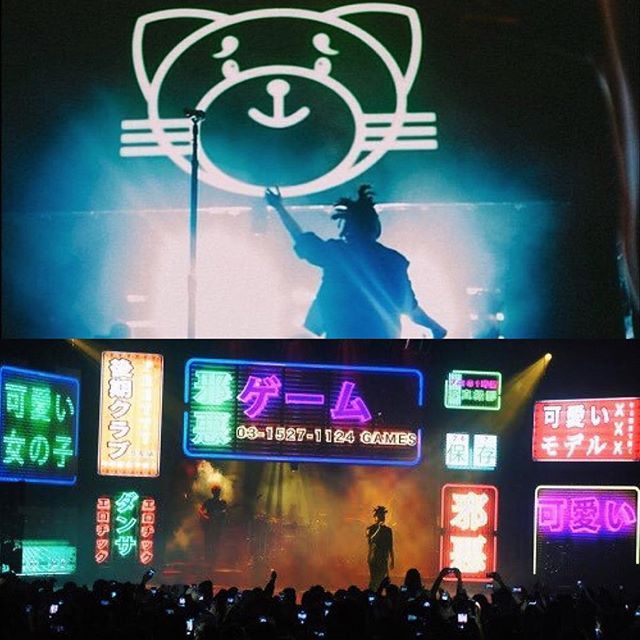 You can't deny how amazing the kiss land visuals wereThat whole era was ICONIC the tour was just phenomenal really wish I could have attended BUT THEN AGAIN EVERY CHAPTER he just steps up his game