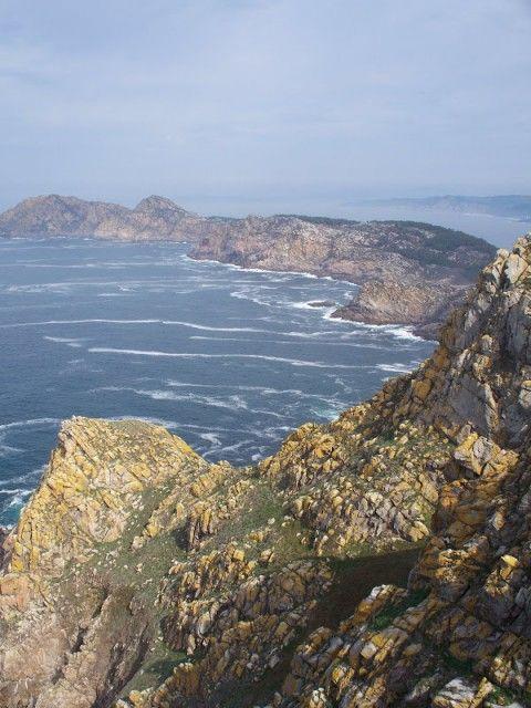 Islas de Cies Galicia