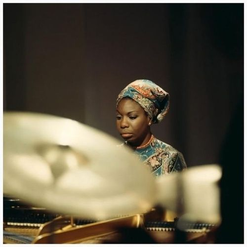Nina Simone (born Eunice Kathleen Waymon; Solo jazz vocalist frequently associated with the Civil Rights movement. Inducted into Grammy Hall of Fame in 2000, & 15 Grammy award nominee. Received 2 honorary degrees in music & humanities.)