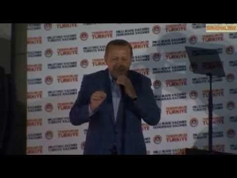 Cumhurbaşkanı Recep Tayyip Erdoğan Balkon Konuşması 10 ağustos 2014 TAMAMI
