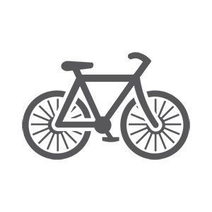 Bicicleta urbana Tatuaje temporal conjunto de 2 por TTTattoodotcom