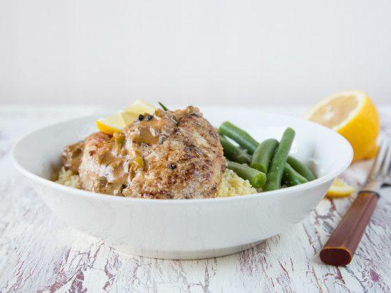Chicken Piccata For Pressure Cooker Recipe - Food.com