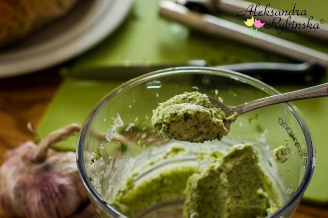 Aleksandra's Recipes: Garlic & Parsley Butter