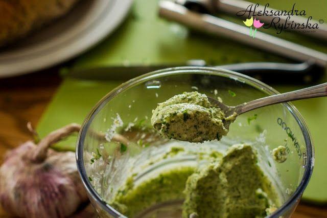 Aleksandra's Recipes: Garlic & Parsley Butter