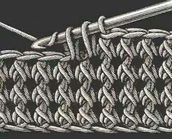 Interesting stitch… wonder what it's called~