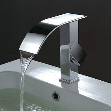Oltre 25 fantastiche idee su bagni moderni su pinterest - Rubinetti bagno ottone ...