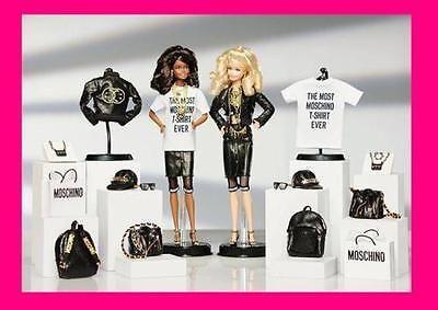 BUNDLE LOT OF 2 MOSCHINO BARBIE BRUNETTE & BLONDE SET JS SOLD OUT READY 2 SHIP,인형 & 곰인형,인형,Barbie Contemporary (1973-Now),바비 인형,기타,Dolls & Bears,Dolls,Barbie Contemporary (1973-Now),Barbie Dolls,Other,ebay,이베이,직구,해외직구,구매대행,해외쇼핑,구매대행,이베이구매대행,eBay쇼핑,이베이쇼핑,옥션이베이,옥베이,옥션