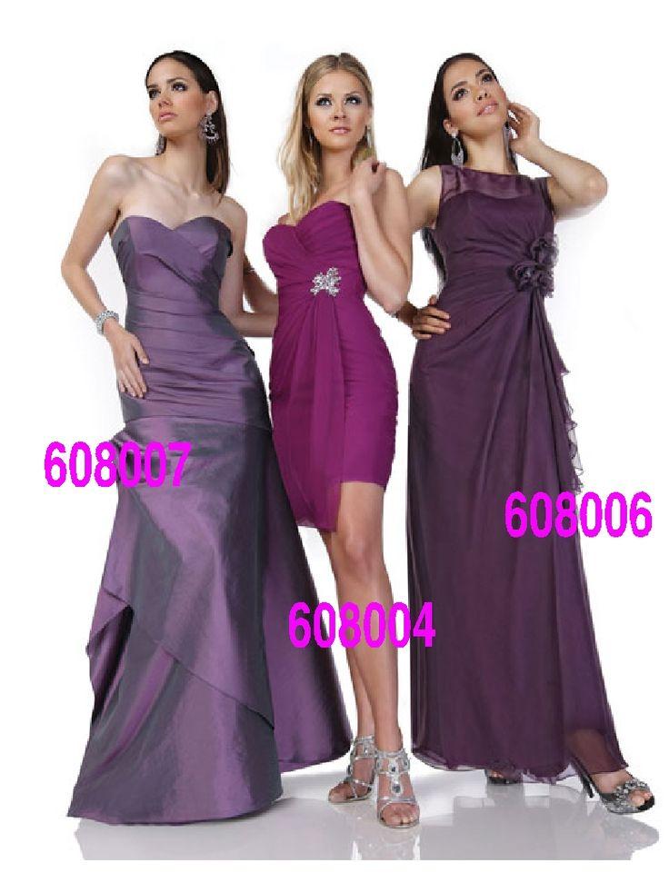 Mejores 179 imágenes de Bridesmaids Dresses en Pinterest | Damas de ...