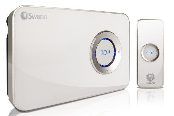 Mp3 DoorbellThe Doors, Doors Belle, Gadgets, Music Doorbell, Mp3 Dj, Dj Doorbell, Swann Mp3, Wireless Music, Mp3 Doorbell