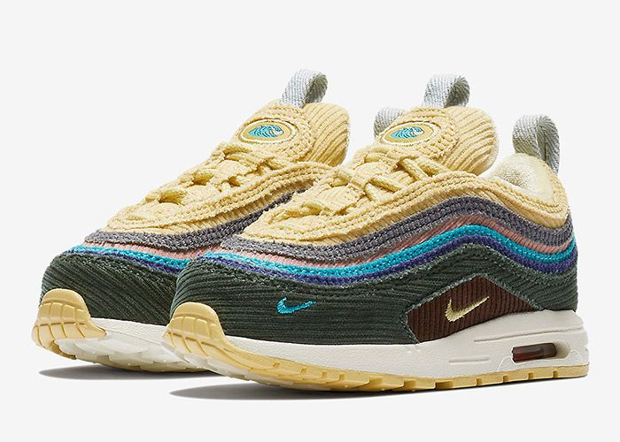 Toddler Sizes Confirmed For The Sean Wotherspoon x Nike Air Max 97/1 - mini:licious by wendy lam